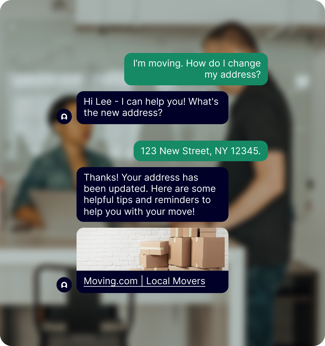 boost C-SAT with the best chatbot for utilities
